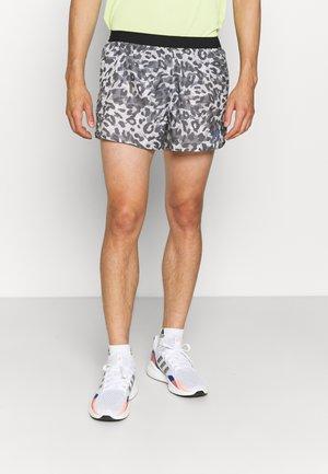 PROMO ADIZERO SPLIT PRIMEGREEN RUNNING SHORTS - Sports shorts - grey/grey two