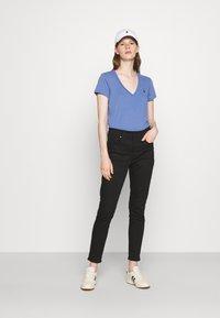 Polo Ralph Lauren - SHORT SLEEVE - T-shirt basic - deep blue - 1