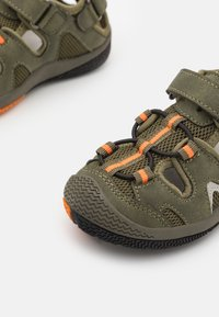 Pax - HAIK UNISEX - Walking sandals - green - 5