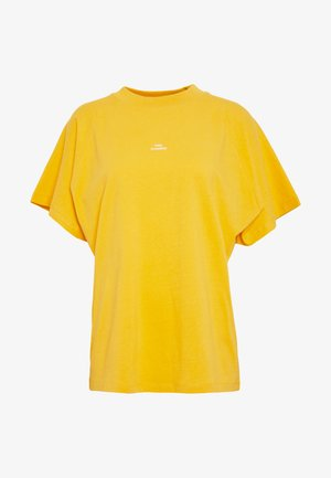 BROOKLYN EXCLUSIVE - Camiseta estampada - yolk yellow