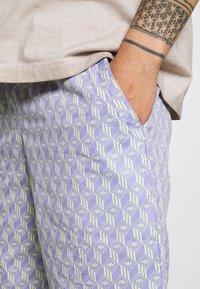 adidas Originals - MONOGRAM - Shorts - multicolor - 3