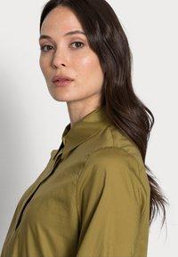 Esprit Collection - Shirt dress - olive - 3