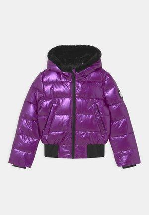 START - Winterjas - purple
