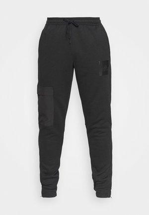 ESSENTIALS - Pantaloni sportivi - black