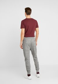Abercrombie & Fitch - ICON  - Tracksuit bottoms - mid grey heather - 2
