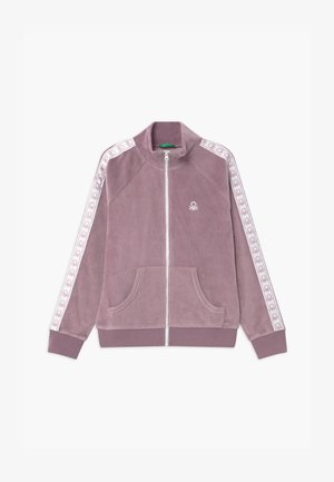BASIC GIRL  - Zip-up hoodie - lilac