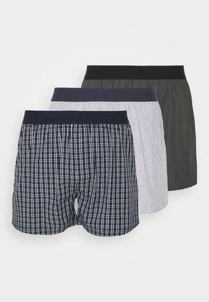 3 PACK - Boxer shorts - mehrfarbig