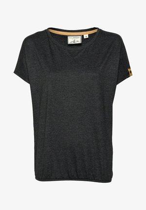 JACKY COLA - Basic T-shirt - anthrazit