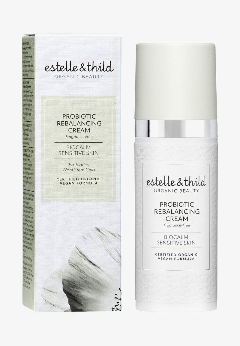 Estelle & Thild - PROBIOTIC REBALANCING CREAM - Face cream - -