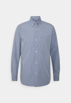 POPLIN STRIPE - Shirt - blue