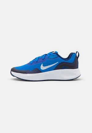 WEARALLDAY UNISEX - Trainers - signal blue/white/blue void