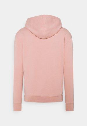 BOX LOGO HOODIE - Bluza - rose blush