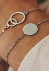 Selected Jewels - Armband - silver-coloured - 1