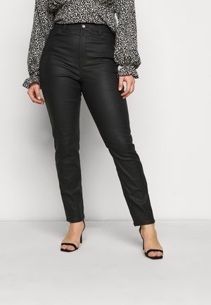 STRETCH WRATH STRAIGHT LEG - Trousers - black