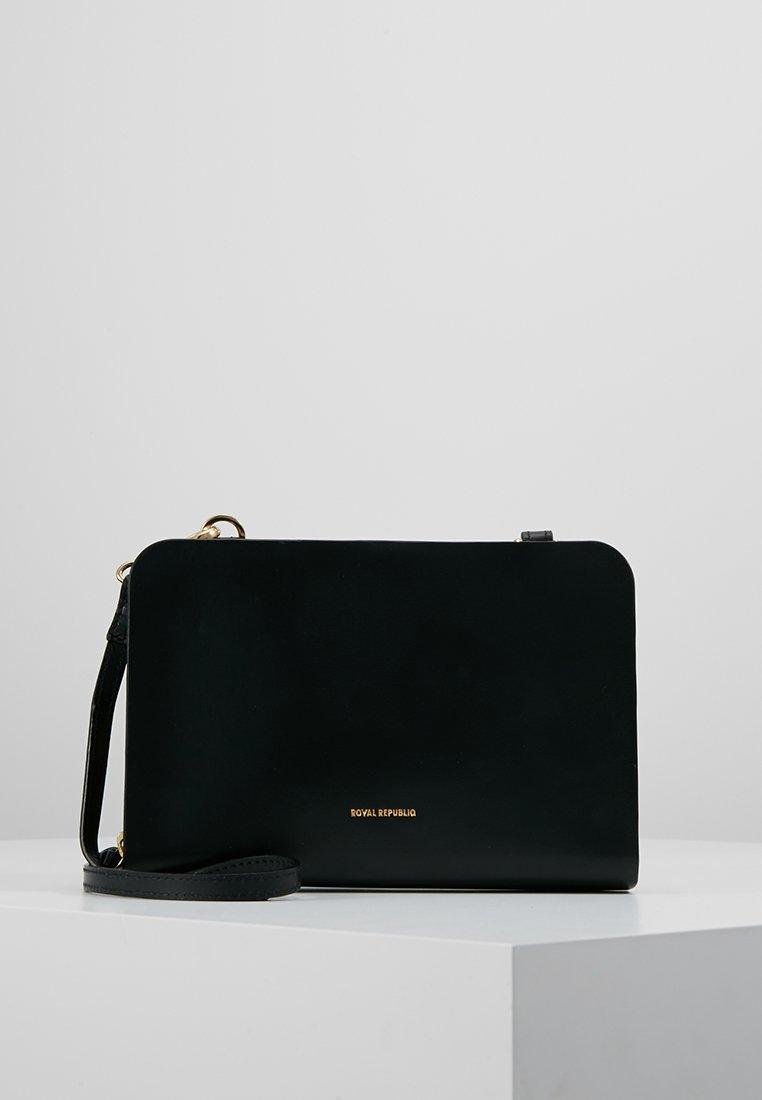 Royal RepubliQ - GALAX EVE BAG - Taška spříčným popruhem - black