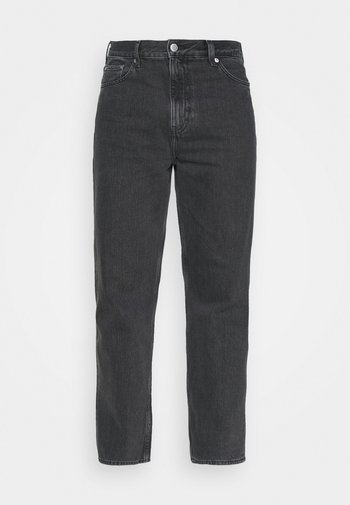 GALAXY TROUSERS - Jeans relaxed fit - washed black