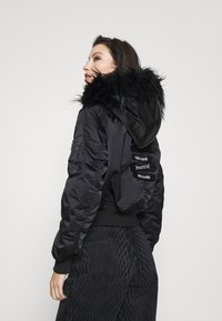 Diesel - SAMOEI JACKET - Light jacket - black - 2