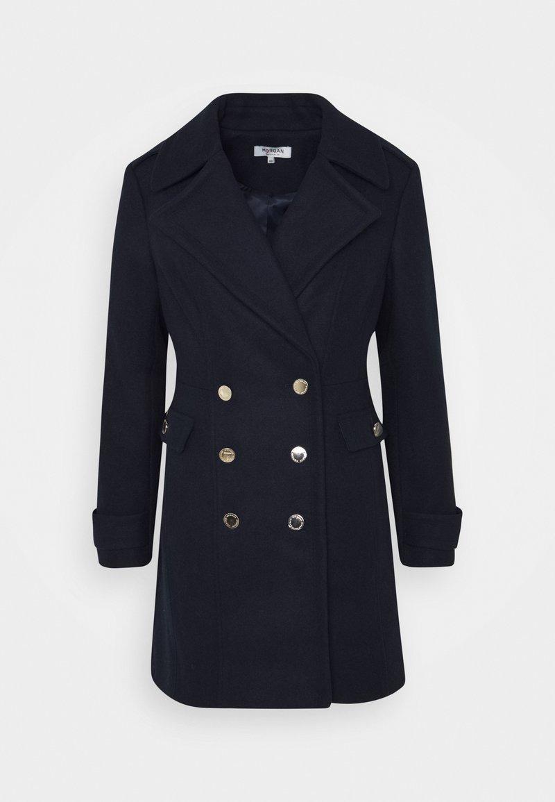 Morgan - Zimní kabát - marine