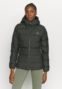 adidas Performance - FOUNDATION JACKET - Dunjakke - legear - 0