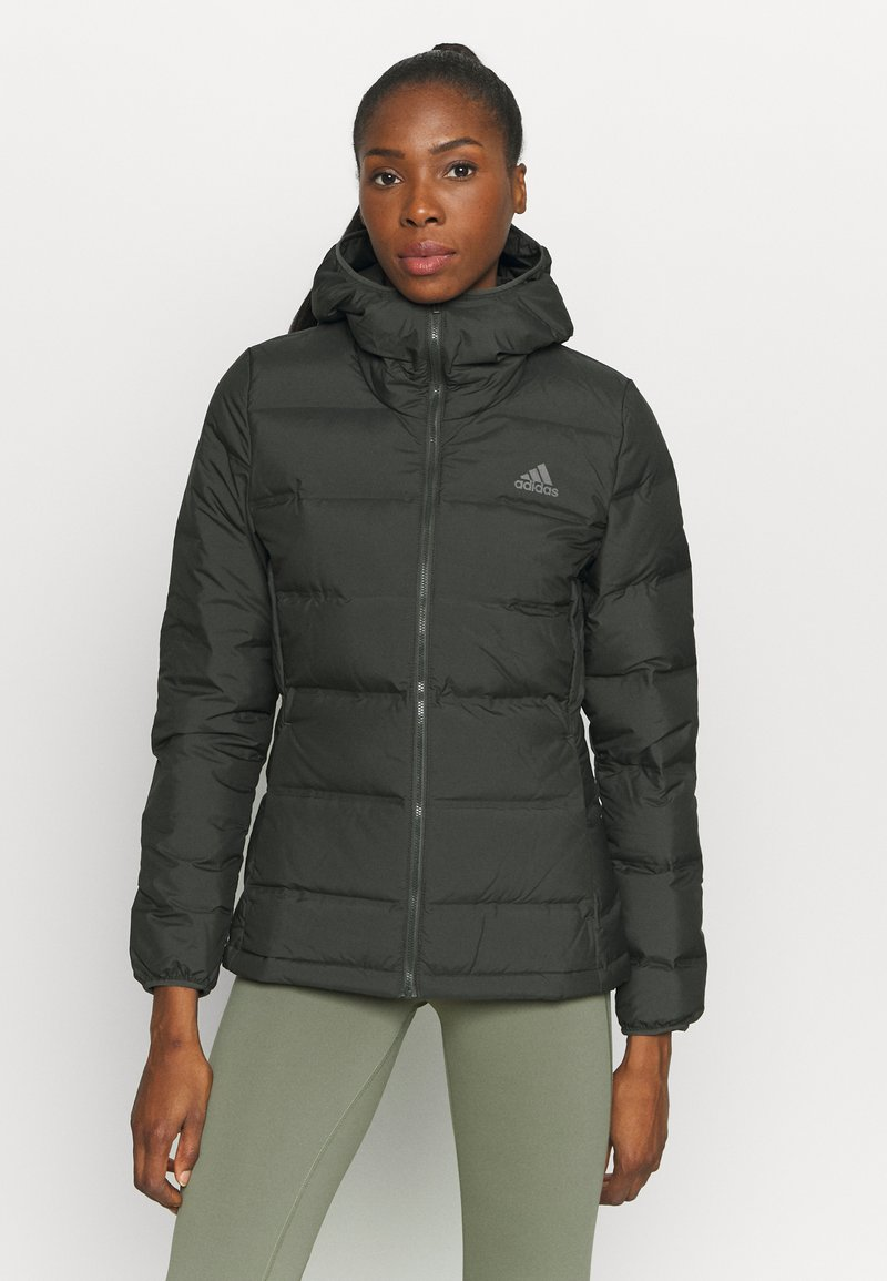 adidas Performance - FOUNDATION JACKET - Dunjakke - legear