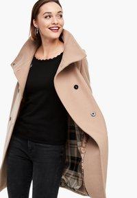 s.Oliver BLACK LABEL - Classic coat - beige - 4