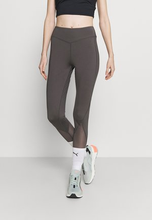 SHINE FULL LENGTH LEGGING - Medias - pavement
