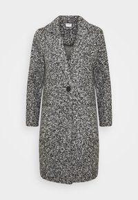 JDY - JDYLOOPY COATIGAN - Classic coat - salt/pepper - 4
