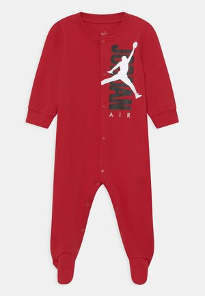 JUMPMAN AIR FOOTED COVERALL UNISEX - Verryttelypuku - gym red