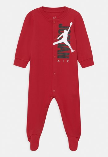 JUMPMAN AIR FOOTED COVERALL UNISEX - Tracksuit - gym red