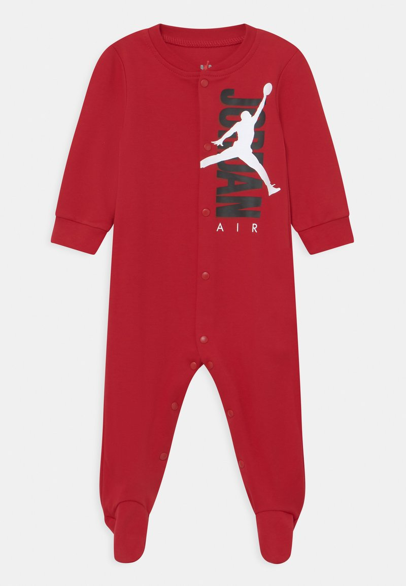 Jordan - JUMPMAN AIR FOOTED COVERALL UNISEX - Verryttelypuku - gym red