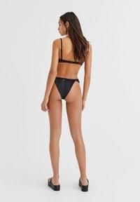 PULL&BEAR - Bikini bottoms - black - 2
