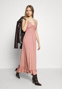 Free People - ADELLA SLIP - Maxi dress - light pink - 2