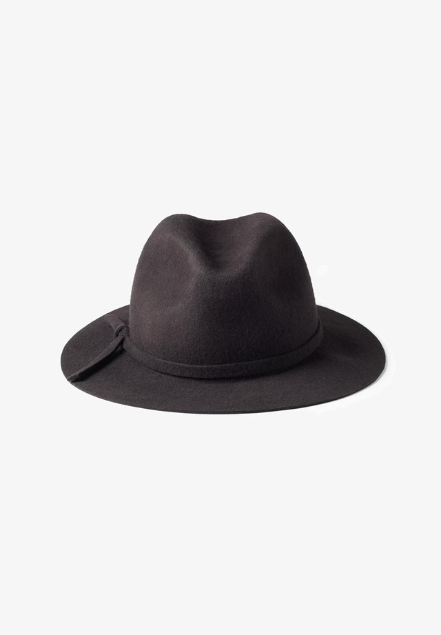 FEDORA - Hat - braun - moka