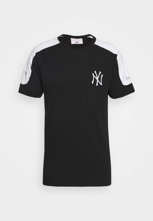 MLB NEW YORK YANKEES TEE - Klubtrøjer - black