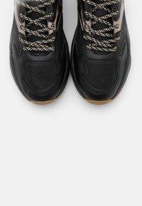 Scotch & Soda - CELEST - Sneakers laag - black - 5