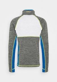 Icepeak - DENISON - Fleece jumper - lead grey - 1
