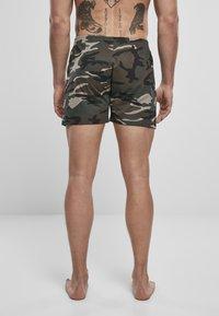 Brandit - Boxer shorts - woodland - 2