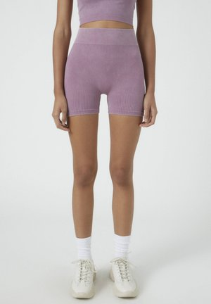 Shorts - dark purple
