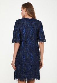 Madam-T - Cocktail dress / Party dress - blau - 2