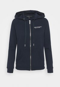 FELPA - Zip-up hoodie - navy