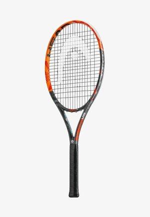 RADICAL LITE - Tennis racket - schwarz/orange