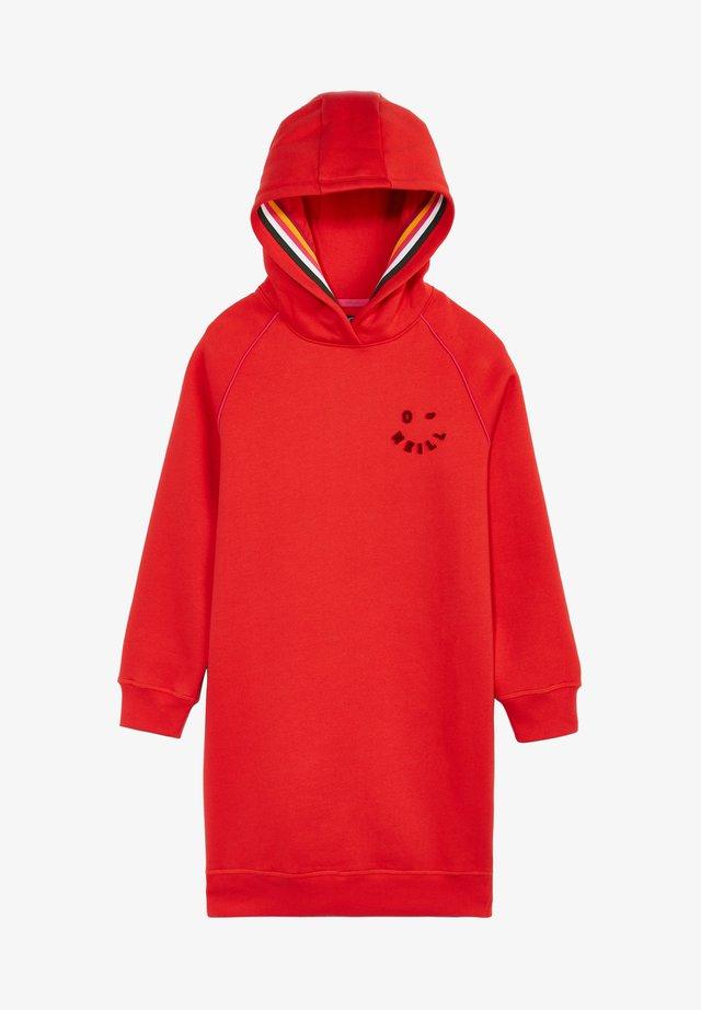 Robe en jersey - fiery red