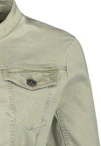 Monari - Denim jacket - dusty green - 2