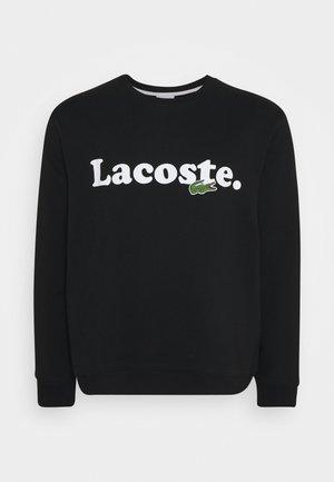PLUS - Sweatshirt - noir
