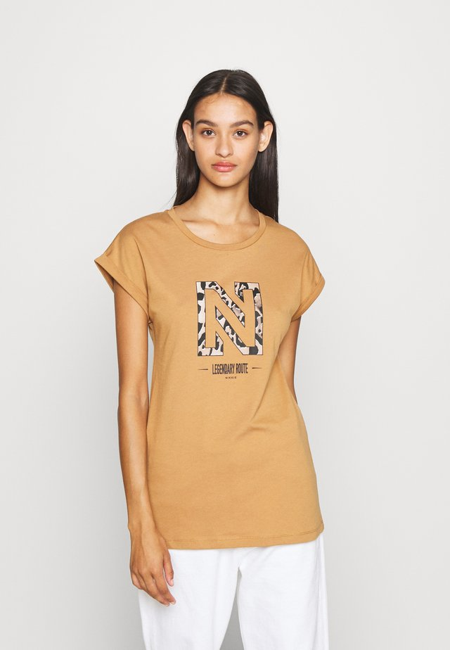 LEGENDARY - T-shirt con stampa - desert