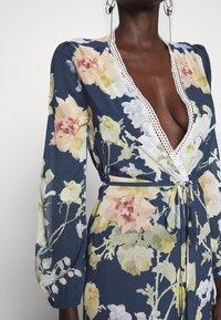 Hope & Ivy Petite - IRIS - Maxi dress - navy - 5
