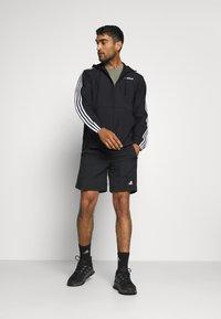 adidas Performance - ESSENTIALS SPORTS JACKET - Træningsjakker - black/white - 1