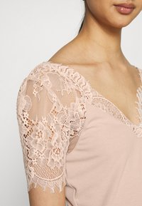 Morgan - DENATA - Print T-shirt - ballerine - 5