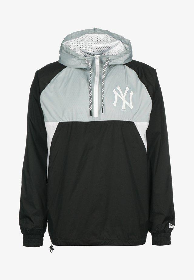 NEW YORK - Cortaviento - black