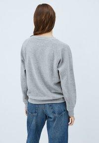 Pepe Jeans - MADELYN - Jumper - gris marl - 2